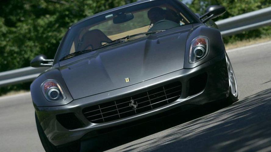 Ferrari 599 GTB officially revealed at Geneva