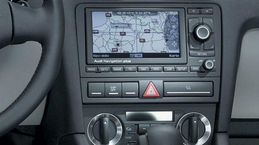 The New Audi Navigation System Plus