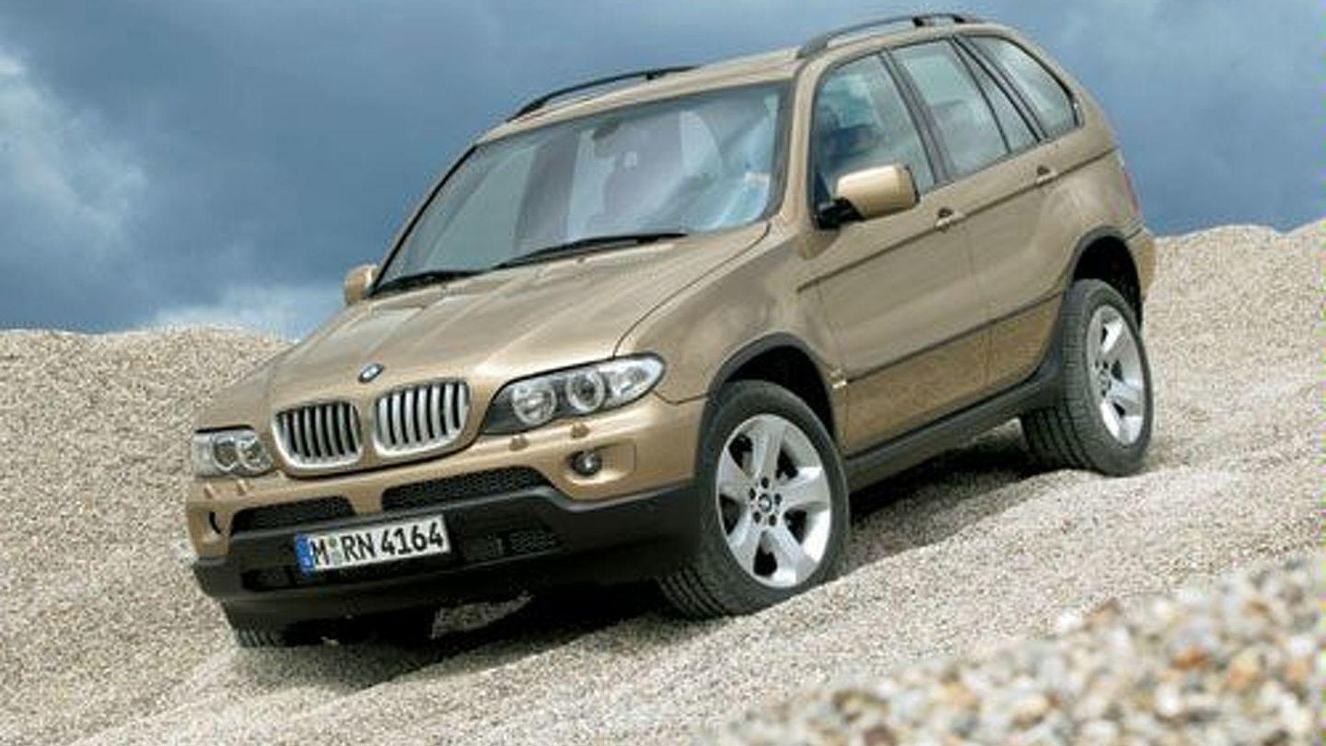 2004 Bmw X5 174779