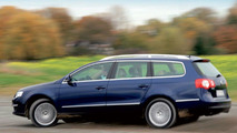 New VW Passat and Passat Estate 4MOTION