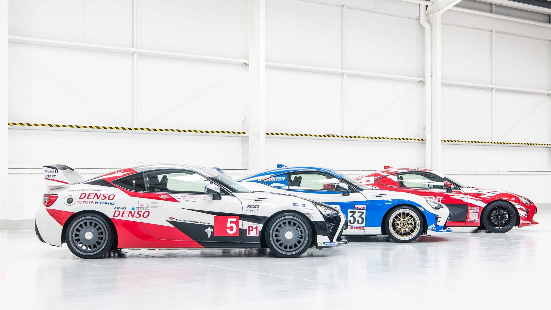 Toyota 86 Livery >> Toyota 86 Gets Three Heritage Liveries Celebrating Le Mans