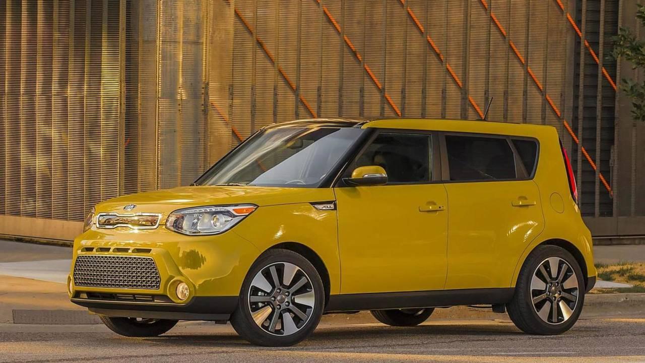 2. Compact Car: Kia Soul