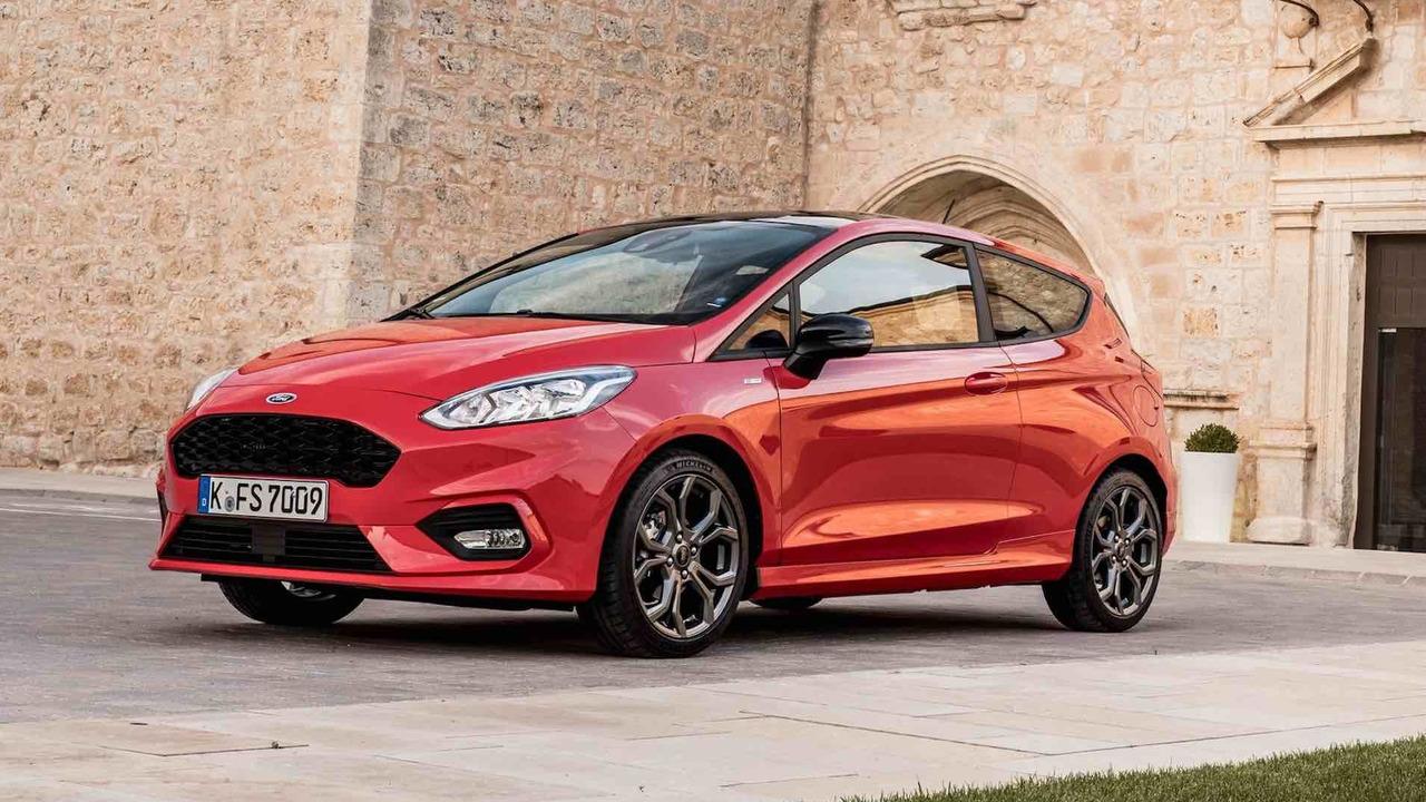 Ford Fiesta ST-Line 2018