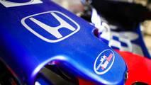 The nose of the Toro Rosso STR13