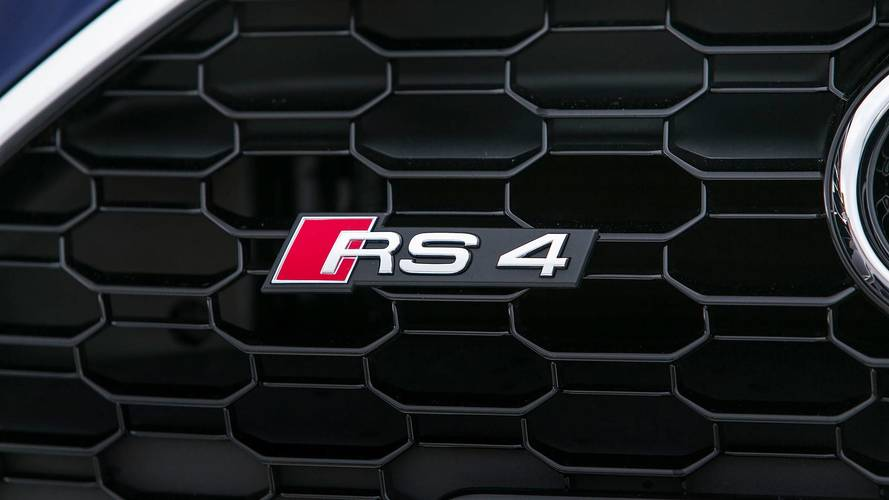Audi dona un RS 4 Avant para fines benéficos en Australia