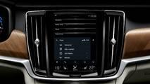 Il nuovo sistema infotainment Volvo bas
