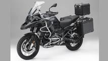 Accesorios BMW Motorrad 'Edition Black' para BMW R 1200 GS