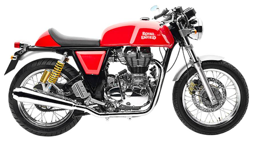 Royal Enfield Not Looking for Partnership