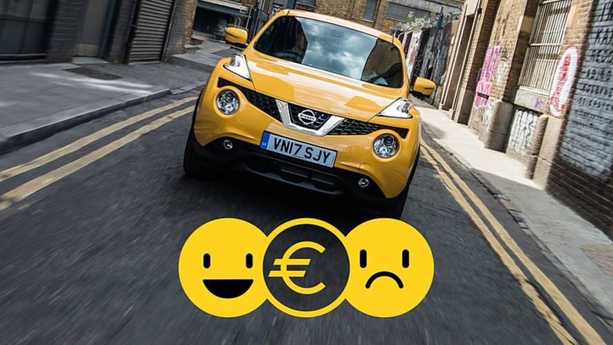 Promozione Nissan Juke, perché conviene e perché no