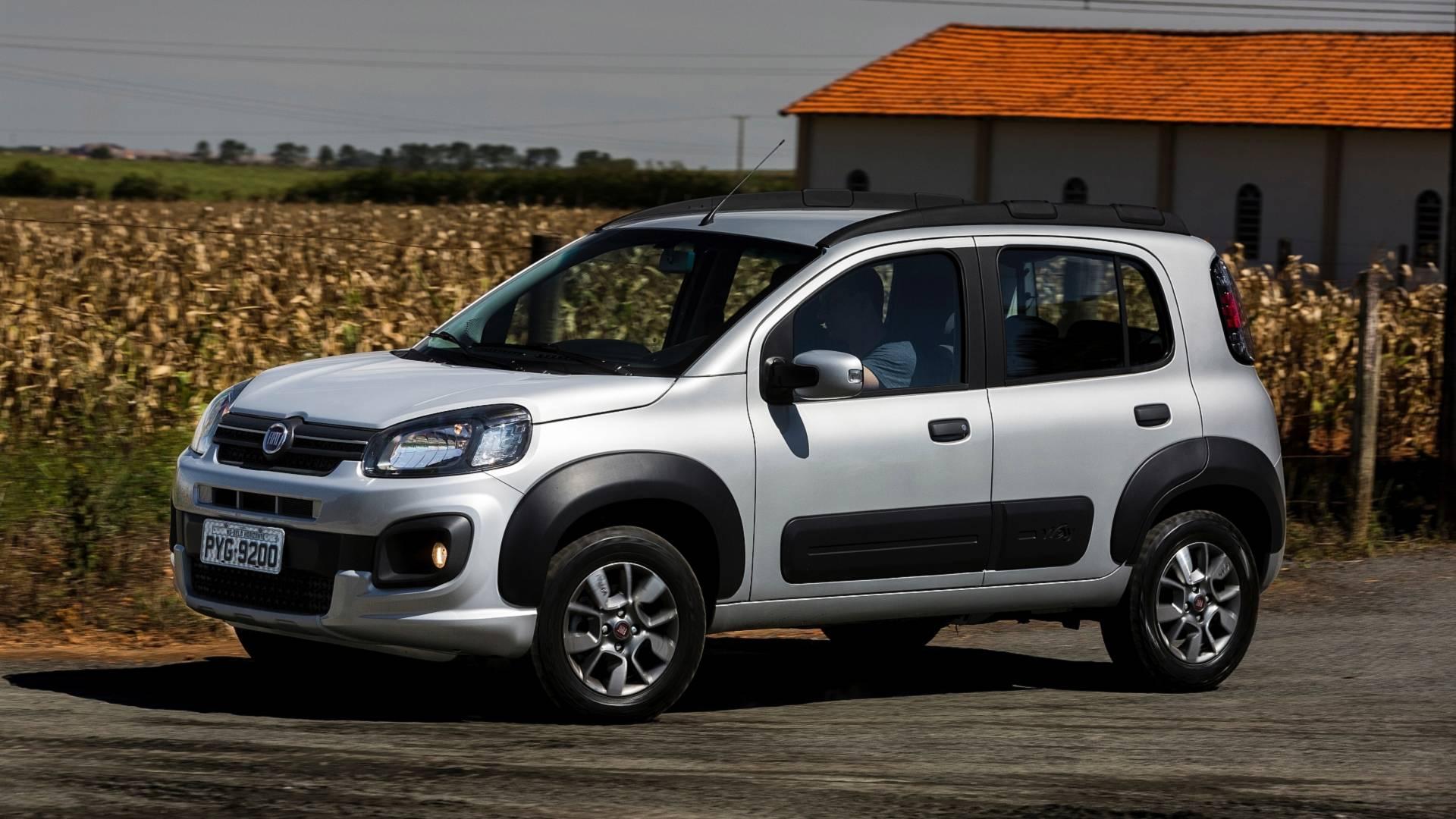 Fiat Uno 2020 A Volta Do Way E Precos Mais Altos