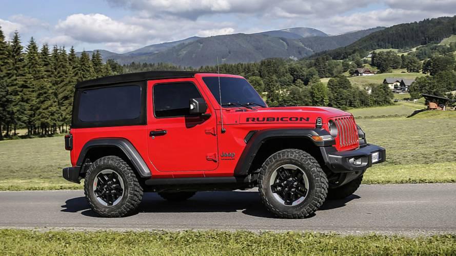 Jeep Wrangler 2.0 T-GDI (2019): Endlich ein Benziner für den JL