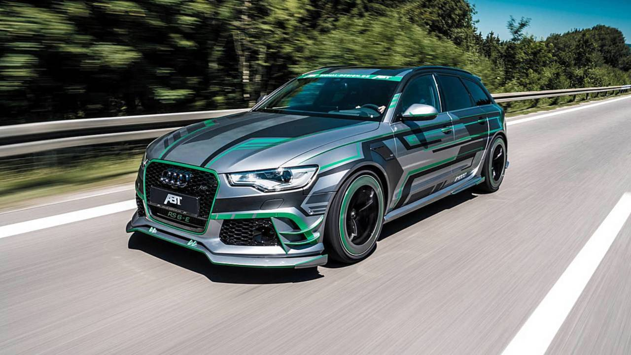 Audi RS 6-E