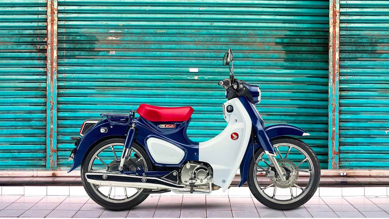 All Details About Honda Super Cub Unveiled