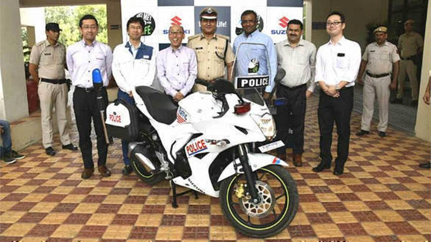 Free Helmets Handed Out in Safety Campaign