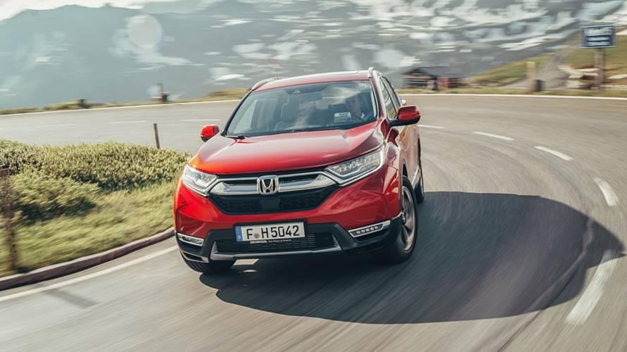 Honda CR-V 2018: precios de toda la gama