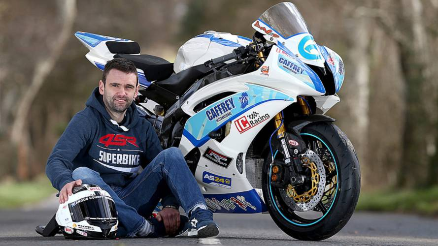 William Dunlop Killed in Skerries Crash