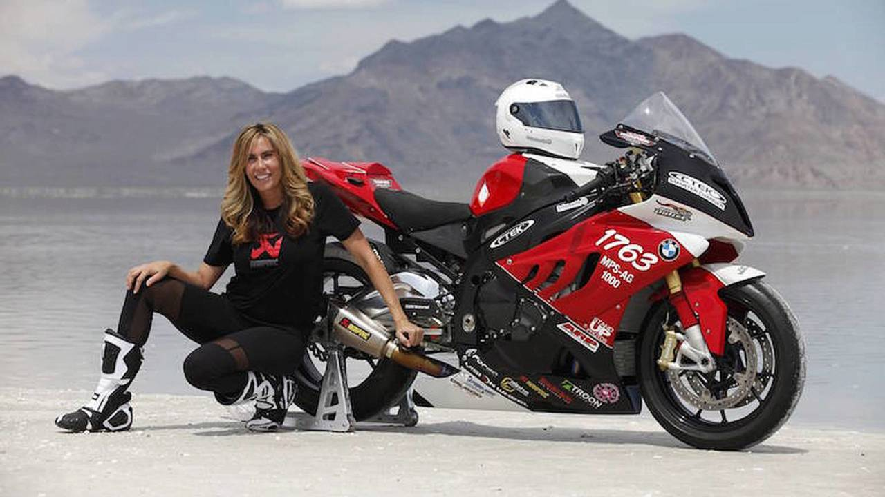 Thompson Becomes First 200mph Club Female Board Member