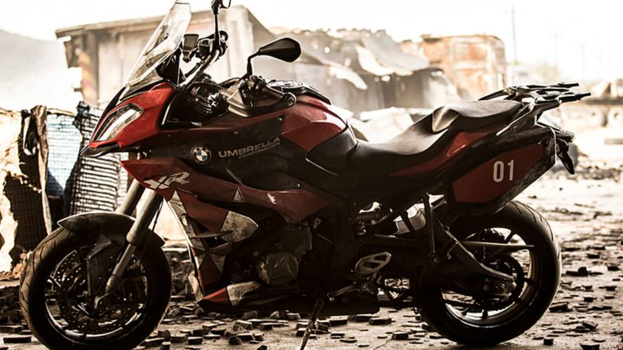 Resident Evil BMW S1000R Giveaway