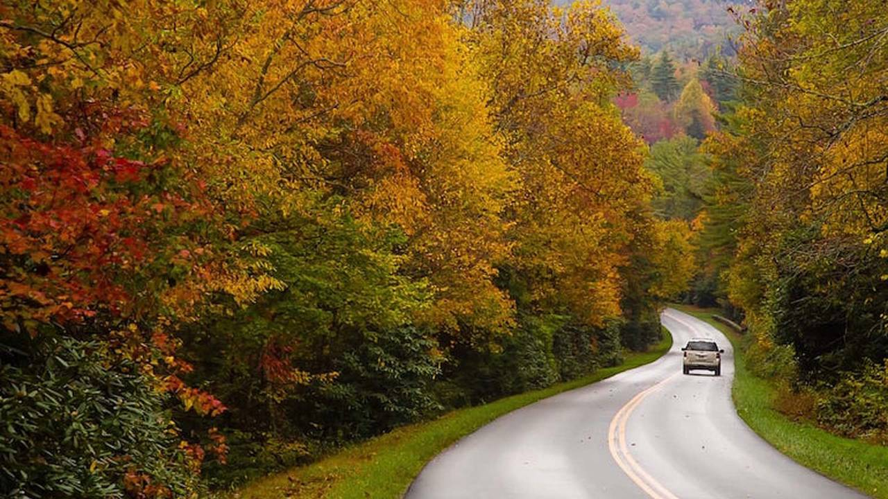 10 Places You Must Visit in the Blue Ridge Mountains