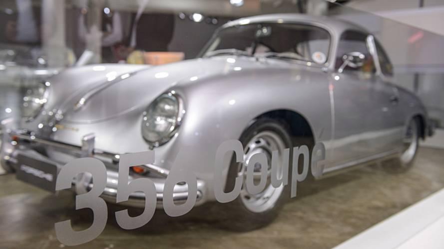 Exposição Porsche 70 anos - São Paulo (SP)