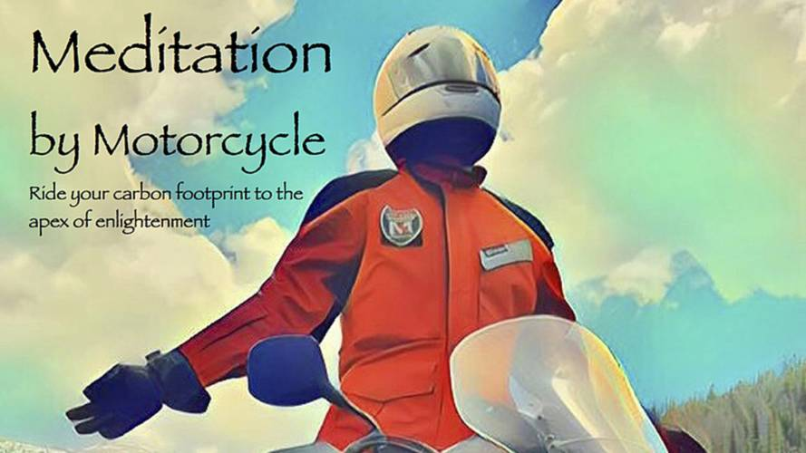 Meditation by Motorcycle - Finding Nirvana in a Curve