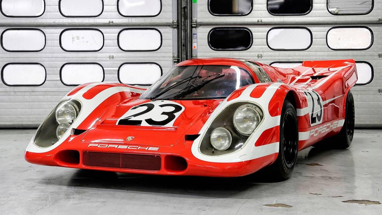 Porsche 917K 1970 - Porsche Salzburg