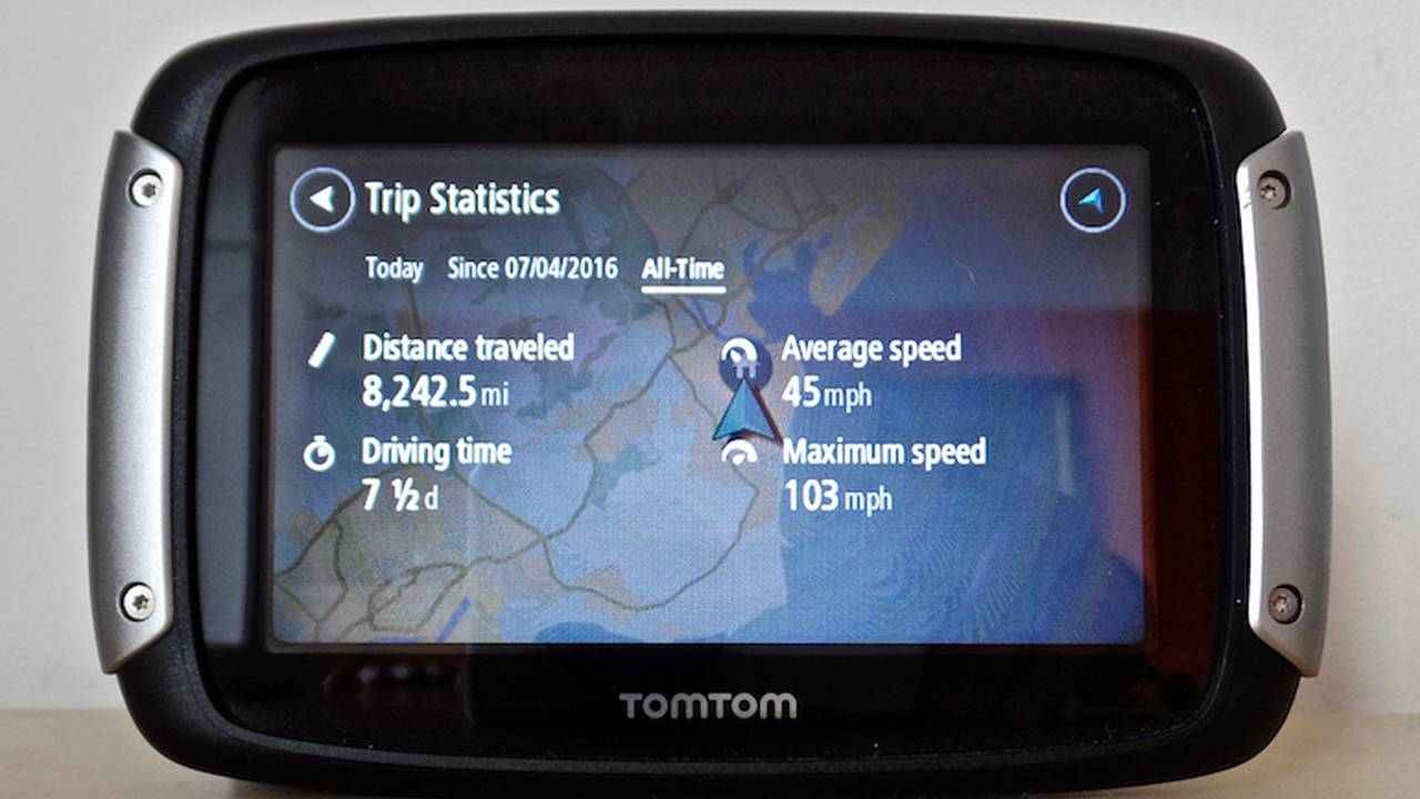 TomTom Rider — Gear Review
