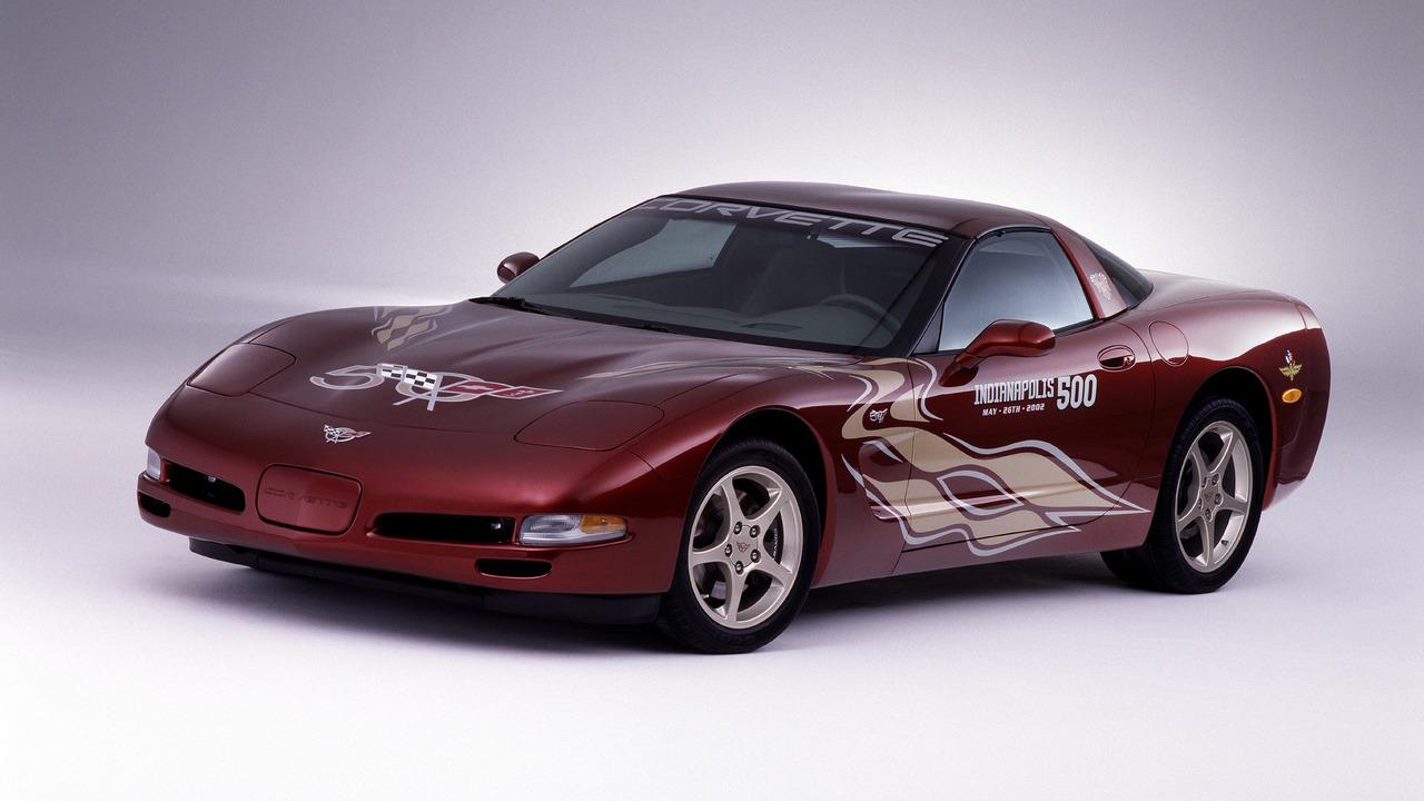 Corvette 50th Anniversary