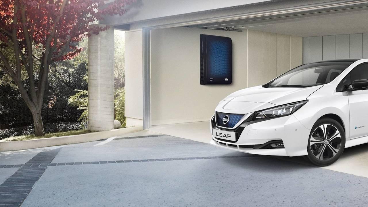 Nissan Energy Solar UK