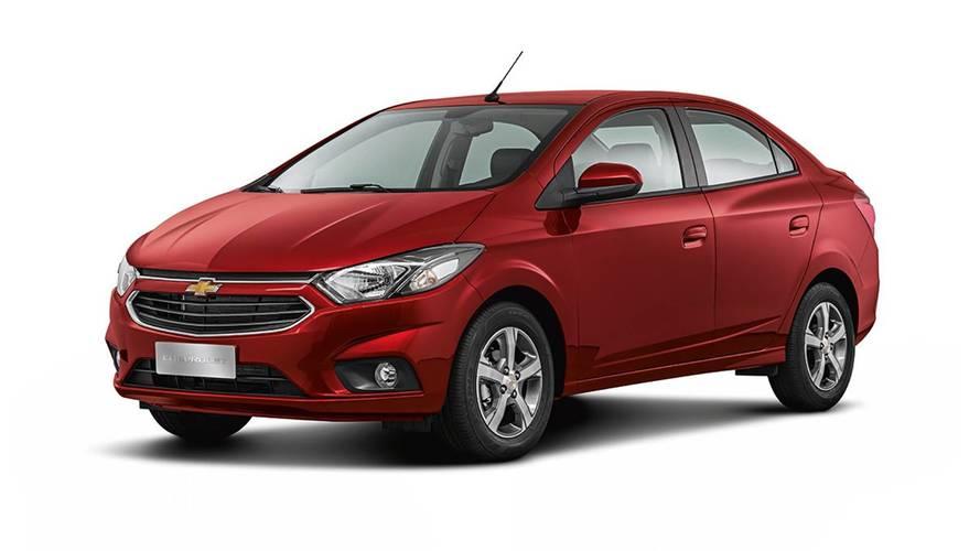 Mercado em novembro: Chevrolet responde por 20% das vendas