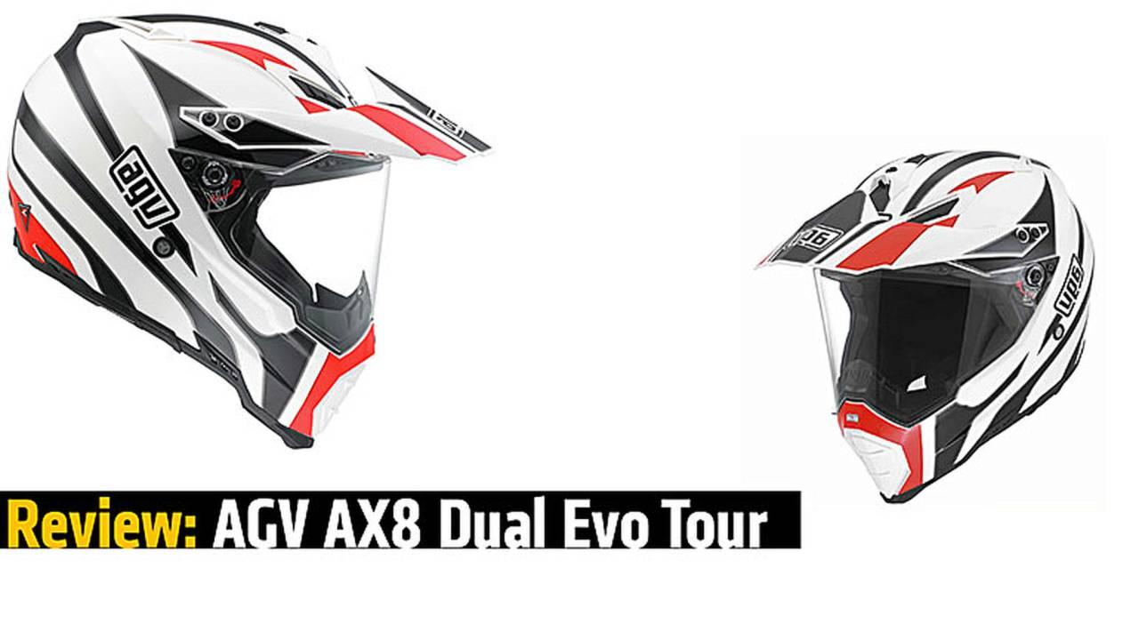 Review: AGV AX8 Dual EVO Tour