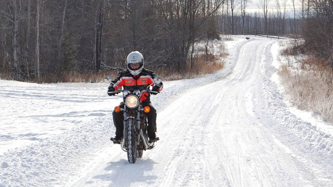 Kickstand--Top Ten Truisms For Motorcyclists