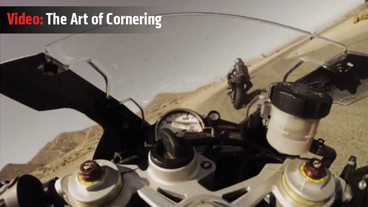 The Art Of Cornering Video Featuring Keith Code