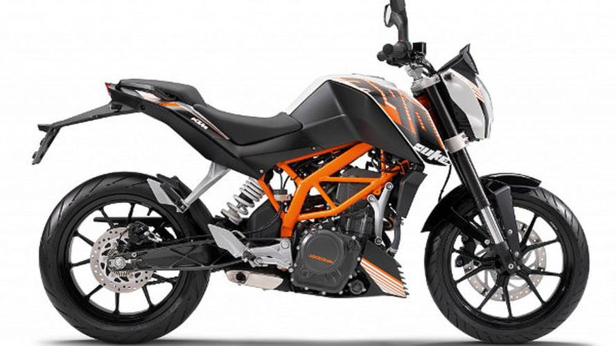 The 390 Duke Will Be Coming To The US!