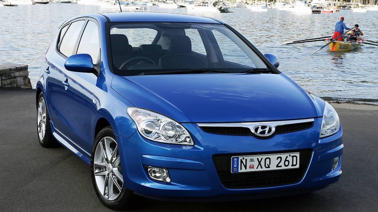 2008 - Hyundai i30