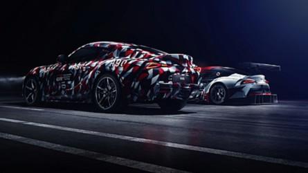 Toyota Supra получит 6-цилиндровый мотор