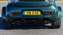 Aston Martin Cygnet V8 Concept 2018