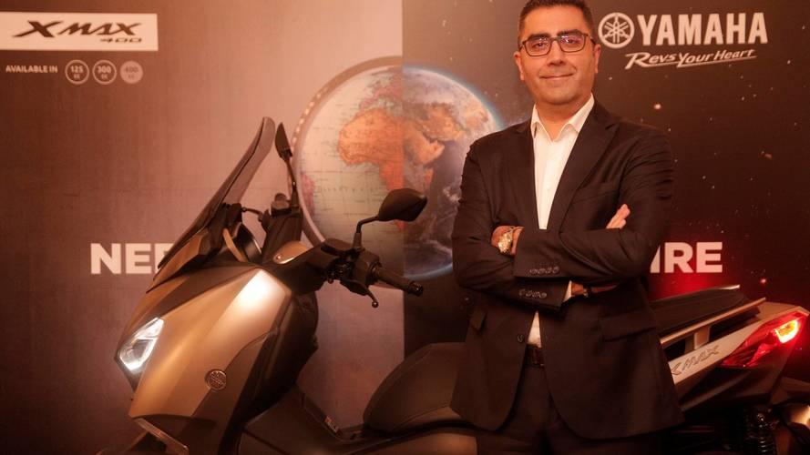 Yamaha Türkiye CEO'su Bora Cansever