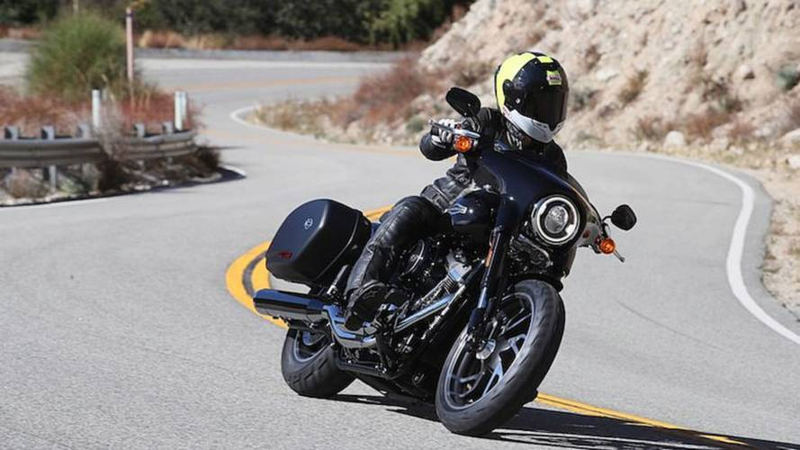 2018 Harley-Davidson Sport Glide - First Ride