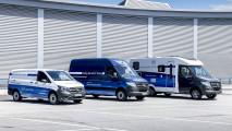 Mercedes-Wohnmobil mit Brennstoffzelle