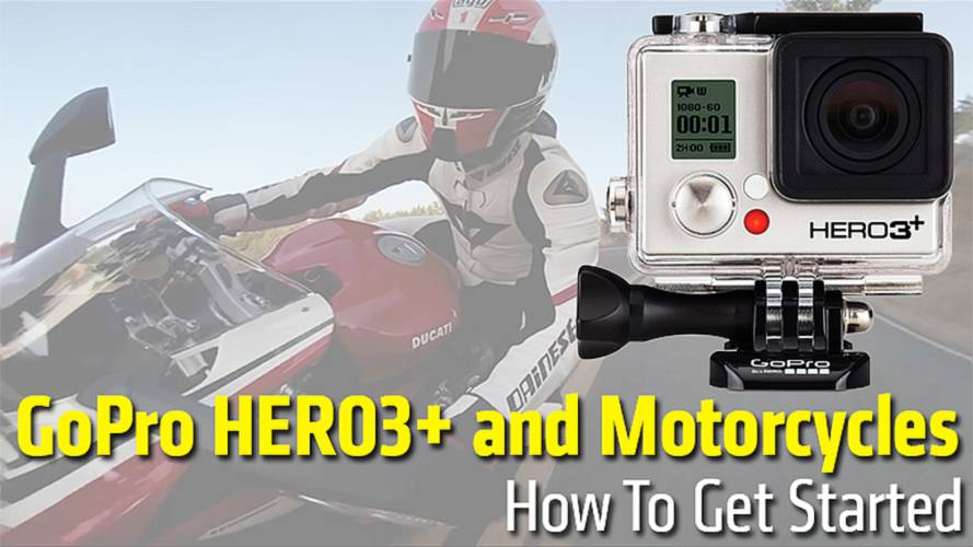 GoPro HERO3+ and Motorcycles: How To Get Started