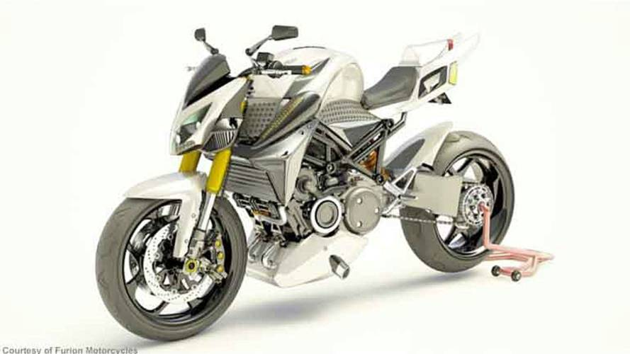 Furion Crowdfunds Hybrid Motorcycle