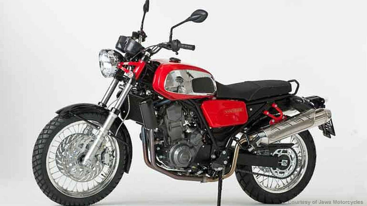 Jawa Moto Introduces New 350 Single