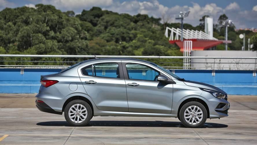 Comparativo Fiat Cronos x Chevrolet Prisma