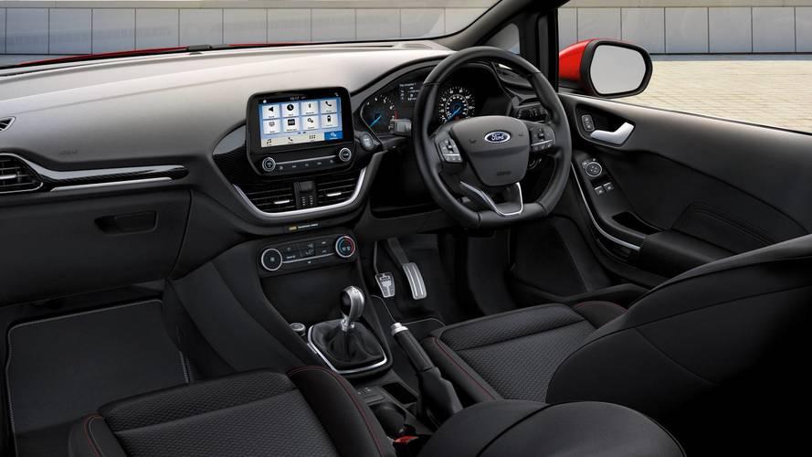 Ford Fiesta Van 2018