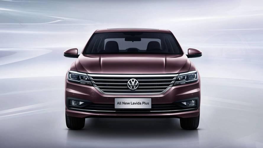 2018 VW Lavida