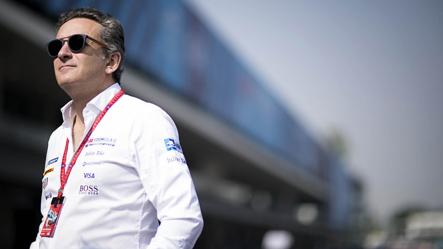 Formel-E-Boss: Neues Rennformat