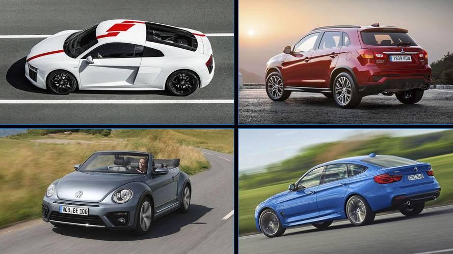 10 coches en alto riesgo de desaparición