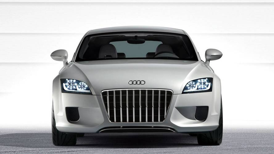 Audi Shooting Brake concept 2005