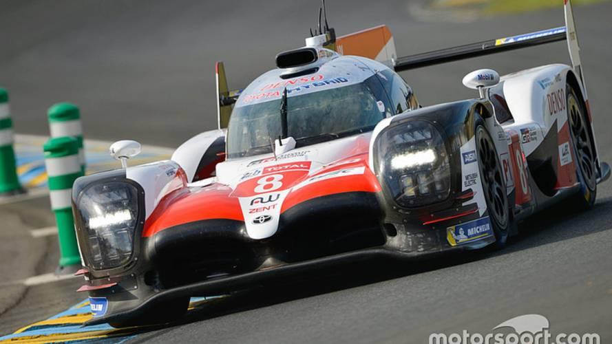 El equipo de Alonso, pole provisional en Le Mans
